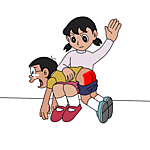 Doraemon_Noby_and_Sue.png