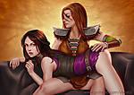 aela_the_huntress_x_serana_by_ynorka-dcig7nm.jpg