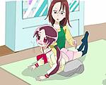 Tsubomi Spanking 01 uploaded by JplayS