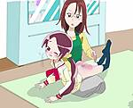 Tsubomi Spanking 03 uploaded by JplayS