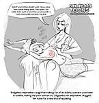BreastSpanking